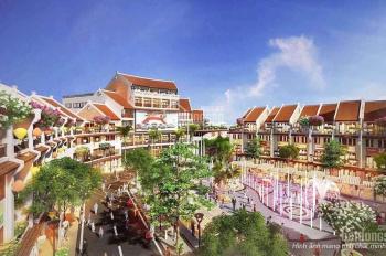 Bán 5 suất ngoại giao shophouse chợ Giầu mặt phố Lê Quang Đạo