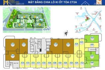 0912700518 Chính chủ bán ki ốt Hà Nội Homeland, ô 20: 43m2, MT 3,5m, giá bán 39.5tr/m2