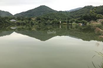 Đất Nghỉ dưỡng Ba vì, View Sông hồ, tựa Núi, giá rẻ diện tích 1000m2 trở lên 0982710984