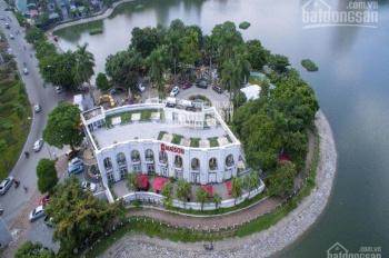 Chính chủ bán đất mặt phố Quang Trung, dt 410m2, mật tiền 20m, tiện xây khách sạn văn phòng, 230 tỷ