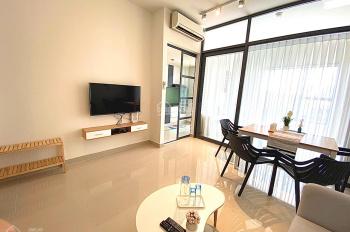 Cho thuê officetel full nội thất có bếp và phòng ngủ riêng, giá 15tr