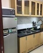 Căn nhà chung cư tại ecohome phúc lợi full đồ càn cho thuê.