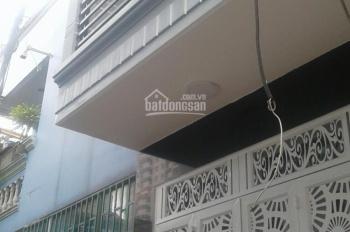 Nhà Nguyễn Văn Luông trệt lầu DT: 3.5x8.5m xây dựng đủ