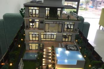 Tôi Lan bán gấp lại căn biệt thự trong DA biệt thự đồi Hạ Long, có bể bơi, giá 25tr/m2, 0902119958