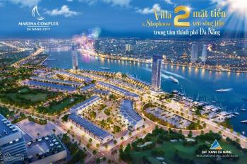 Chỉ 2 Suất Ngoại Giao Dự Án Mặt Tiền Sông Hàn Marina Complex, Còn Chỉ 8.8 Tỷ/Căn!