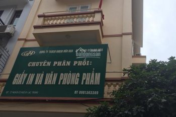 Nhà khu chia lô ngõ 61 Lạc Trung, nhà đẹp, 50m2, 5T giá 16tr/th, LH 0966063554