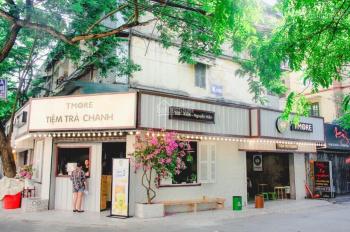 Cho thuê căn góc mặt phố Thái Thịnh: 35m2, mặt tiền 13m, thông sàn, riêng biệt. LH: 0974557067
