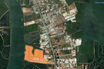 Bán đất khu dân cư mặt tiền 30/04 (Võ Nguyên Giáp) chỉ 3,5tr/m2, 600m2, sổ cầm tay công chứng