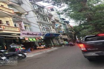 Bán nhà ngõ 51 Trần Điền,ô tô tránh,kinh doanh sầm uất,vỉa hè rộng,diện tích 60m2,mt 5m,chỉ 9.9 tỷ