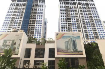 Cho thuê sàn thương mại tầng 1 - 5 mặt đường Nguyễn Văn Huyên mới
