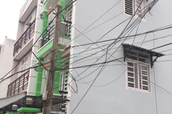 Cần bán nhà trệt 3 lầu đường 27, Hiệp Bình Chánh, Thủ Đức DT 5,35mx12,25m=68m2 sàn 170m2 giá 6,7 tỷ