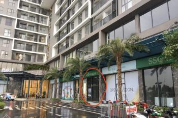 Cần share 20m diện tích tầng 1 lô shop cạnh sảnh dân cư Mỹ Đình Pearl