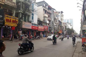 Bán nhà mặt phố Minh Khai, Hai Bà Trưng 99m2x3 tầng, mt 4.5m, kinh doanh cực tốt, giá 22.7 tỷ