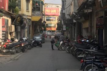77m2 đất mặt đường kinh doanh thị trấn Trâu Quỳ, 58tr/m2