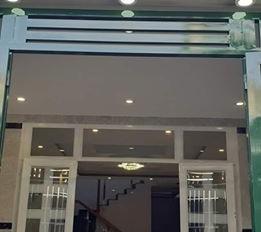 Nhà 1 trệt 2 lầu đẹp xây mới thoáng mát - 1.99 tỷ sổ hồng riêng Linh Xuân Thủ Đức .