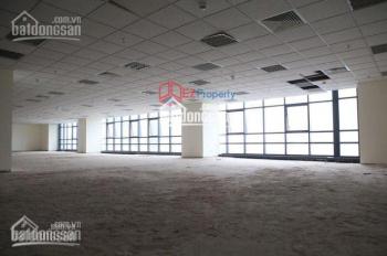 Cho thuê văn phòng tòa nhà Discovery, Cầu Giấy DT 80m2, 200m2, 1000m2, giá thuê 280 nghìn/m2/th