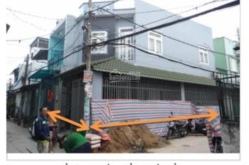 Bán nhà 1 lầu, 2 mặt hẻm đường Số 4, Bình Hưng Hòa B, Bình Tân - Giá 3ty2 - 56m2