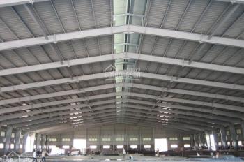 Cần cho thuê kho có diện tích76000 m2 đường Đinh Đức Thiện, có trạm hạ thế, văn phòng, khu xưởng