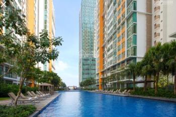Cần cho thuê gấp căn hộ The Vista An Phú, DT 101m2, 2PN, view hồ bơi, tầng thấp giá 20tr/tháng