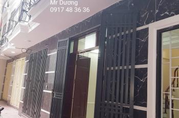 Bán nhà mặt ngõ Trương Định, 5T*36m2, gần Nguyễn An Ninh, phù hợp KD online giá 2.6 tỷ. 0917483636