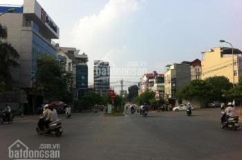 Cho thuê hai tầng trên nhà mặt phố Trung Hòa, Cầu Giấy. DT 100m2, 4 phòng, giá 20 triệu/th
