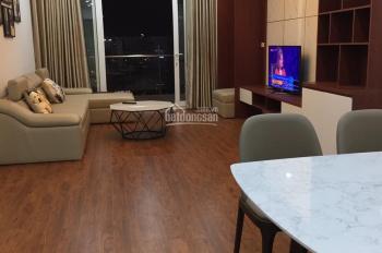 Cho thuê CHCC tòa CT4 Vimeco Nguyễn Chánh 160m2, 4 phòng ngủ, đồ cơ bản 15tr/th, LH: 0989.848.332
