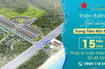 Đất nền biệt thự Tropical Ocean Resort - thử thách bước chân - nhận ngay siêu phẩm