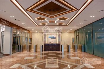 Cho thuê sảnh T1 tòa nhà văn phòng MP Khâm Thiên DT 170m2 , thông sàn , giá 70 triệu (gồm VAT + DV)
