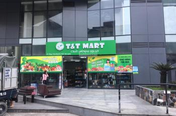 Chủ đầu tư cho thuê 140m2 sàn thương mại tầng 1 TTTM New Skyline, Văn Quán kinh doanh ẩm thực, lẩu