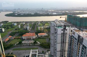 Feliz En Vista, suất nước ngoài - HĐMB duplex 2PN view sông Sài Gòn 102m2, giá Việt Nam 6,2 tỷ