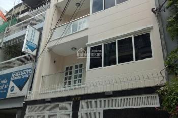Bán nhà 321/1A Hòa Hảo, quận 10, 5.5x12m, 2L. 0911224922
