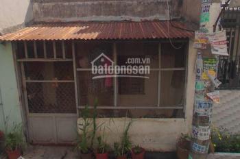 Định cư nước ngoài nên bán gấp căn nhà nát ở đường Bà Hom, Q6, SHR, 58m2
