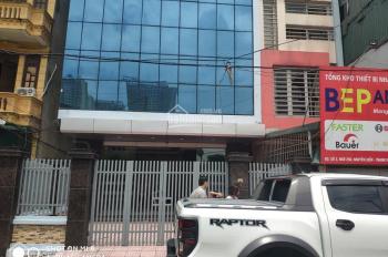 Tổng hợp nhà cho thuê mặt phố Đê La Thành DT 175m2, XD 150m2, 5 tầng, MT 5m, LH 0987 560 669