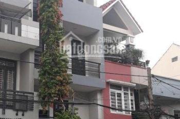 Bán nhà ngang 5m dài 17m hẻm Lê Đức Thọ P.16 GV, thu nhập 35 triệu/th, trệt 4 lầu, giá 6 tỷ 300