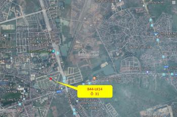 Chính chủ cần tiền bán gấp liền kề 60m2 khu B Geleximco giá tốt để đầu tư, Lh 0917462689
