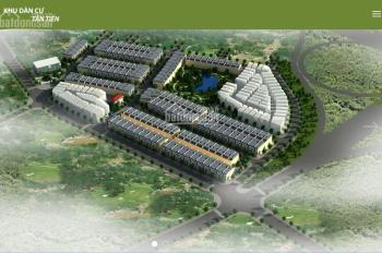 Bán đất nền dự án Tân Việt Tiến KCN Đại Đồng - Tiên Du - Bắc Ninh. Sổ đỏ chính chủ LH: 0902112995
