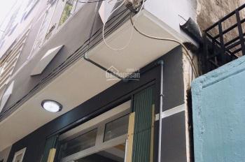 Chính chủ bán gấp nhà sổ riêng 3 tầng 2PN, DT 4x4,5m, hẻm xe hơi, Dương Cát Lợi kho A gần chợ