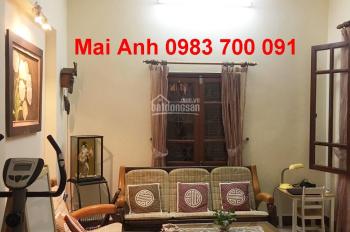 Bán nhà tầng 1 MT 10m, dt 140m2 mặt phố Vạn Bảo, Ba Đình, ô tô đỗ cửa, tiện KD spa, phòng khám