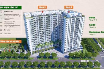 Chính thức nhận giữ chỗ dự án căn hộ Ricca Gò Cát Quận 9, giá gốc từ CĐT, LH 0902557715