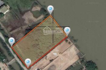 Bán đất MT đường Số 5, phường Long Phước, Quận 9, DT 7000m2, giá 55 tỷ, LH 0909332051