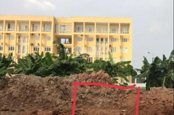 Bán lô đất khu đô thị Vạn Cát, mặt đường sau thư viện thành phố Vĩnh Yên