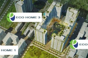 Hot, bán CHTM Ecohome 3, chiết khấu từ 3% - 4.4% GTCH giá gốc 21tr/m2