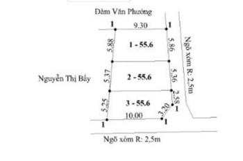 Bán đất hơn 300 triệu tại thôn Sú, Lâm Động, Thủy Nguyên, Hải Phòng
