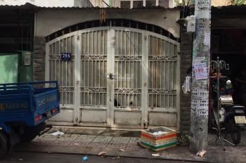 Bán mặt tiền Lê Lư, phường Phú Thọ Hòa: 4x21m vuông, nhà 1 lầu đúc. giá 7.5 tỷ còn TL