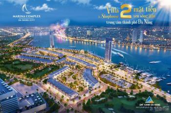 Bán Lại 2 Căn Ngoại Giao Dự Án Marina Complex Mặt Tiền Sông Hàn, Giá chỉ 8.8 Tỷ