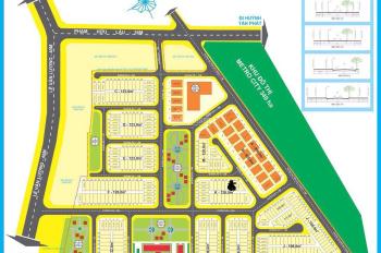 Đất dự án Thanh Nhựt Phước Kiển Nhà Bè, đường 12m giá 28 tr/m2, đường 20m giá 35 tr/m2, sổ cty