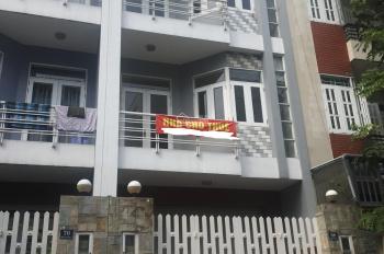 Cho thuê nhà 1 trệt 3 lầu mặt tiền đường 17, khu An Phú An Khánh 5PN + 5WC