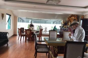 Bán gấp tòa nhà mặt phố Bà Triệu, DT 190m2, 12 tầng, MT 7 m, giá TL, quận Hai Bà Trưng, Hà Nội