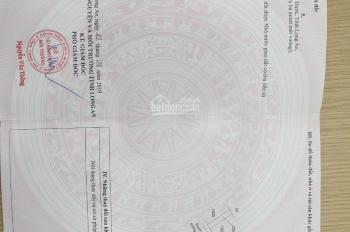 130m2 full TC Long Can, Cần Đước,5x24 giá bán nhanh 850tr TL chính chủ,cách NGuyễn trung trục 200m