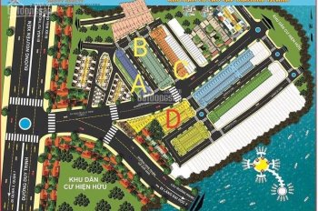 Bán đất đảo Kim Cương , quận 9, trục chính đường 30m , diện tích 163m2 giá 6.6 tỷ, hàng hot giá rẻ